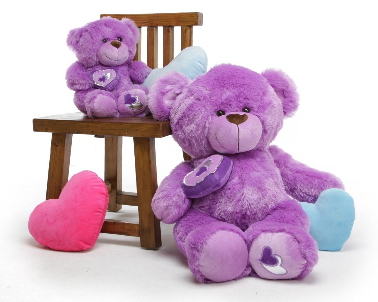 Boneka Teddy Bear Galau Aaaa Lucu Bageeettt