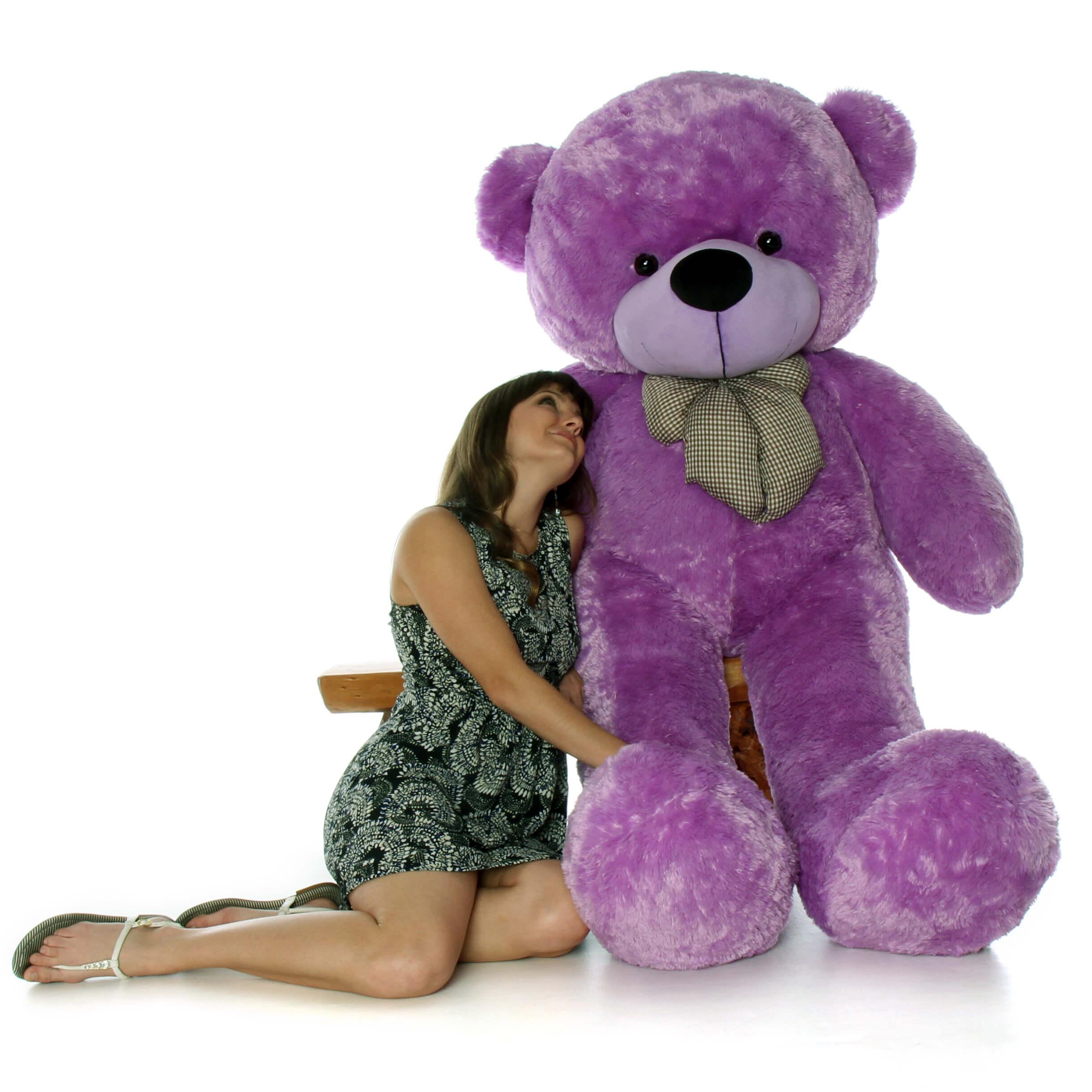 6ft-purple-life-size-teddy-deedee-cuddle