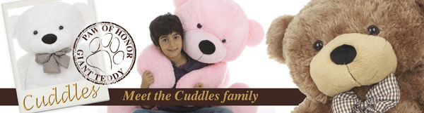 Meet the Cuddles family