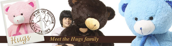 Meet the Hugs family