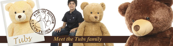Meet the Tubs family