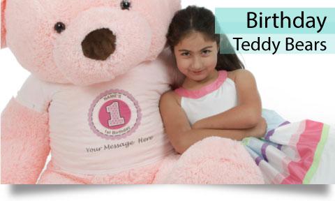 Birthday Teddy Bears