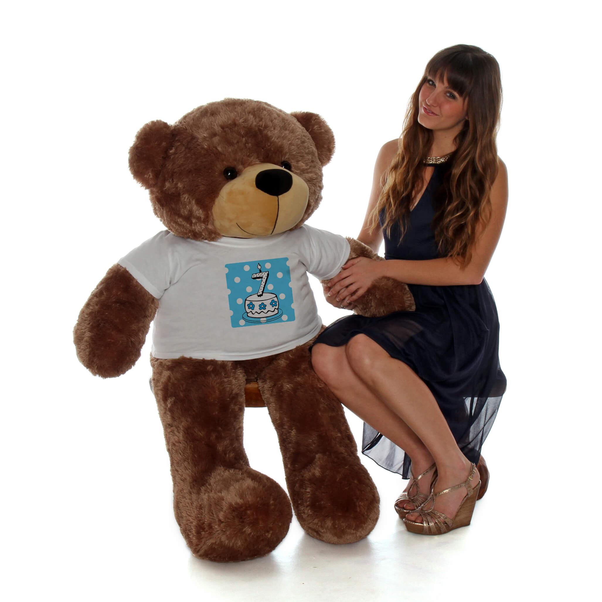 4ft-giant-teddy-sunny-cuddle-mocha-brown-bear-in-blue-birthday-cake-t-shirt.jpg