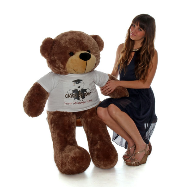 huge-4ft-class-of-2016-personalized-graduation-teddy-bear-3-5-words-printed-on-shirt.jpg
