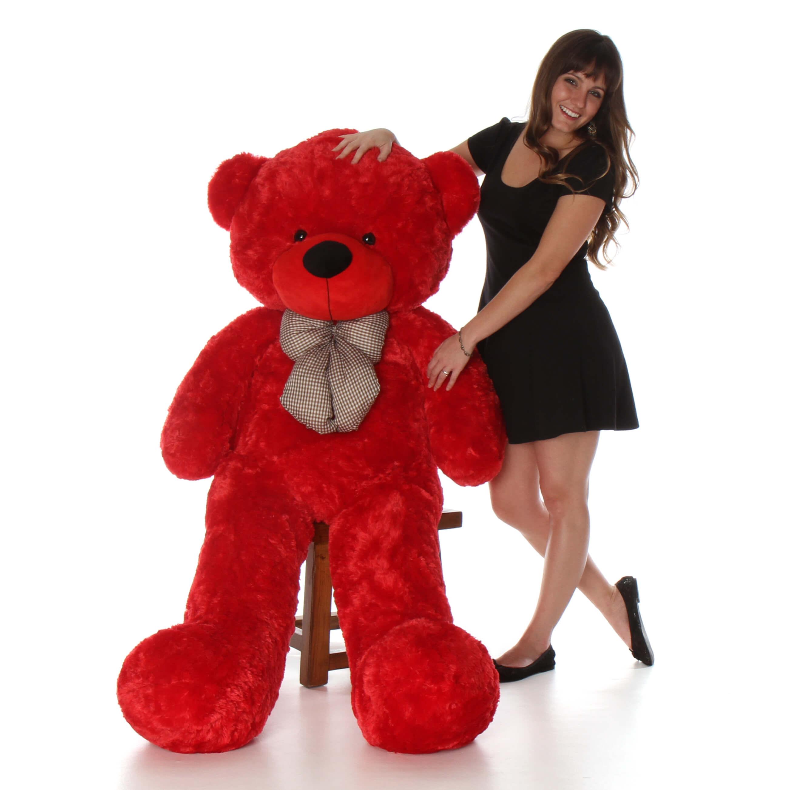 huge-life-size-60in-red-teddy-bear-bitsy-cuddles-soft-1.jpg